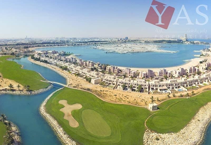 2 Charming 3 Bedroom Townhouse  for Rent in Al Hamra Villag