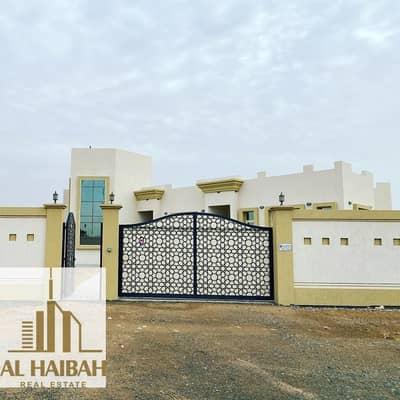فیلا 3 غرف نوم للايجار في السيوح، الشارقة - For rent a ground floor villa in Sharjah