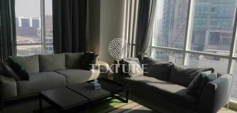 Sea View| 1 Bedroom| Fully Furnished | Acacia Al Sufuoh