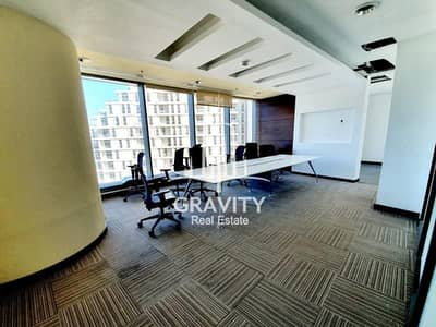 Office for Rent in Al Reem Island, Abu Dhabi - EXTRA HOT DEAL!! SPACIOUS FITTED OFFICE