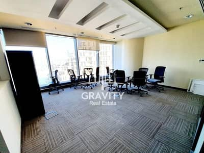 Office for Sale in Al Reem Island, Abu Dhabi - HOTTEST DEAL | VACANT | SPACIOUS FITTED OFFICE