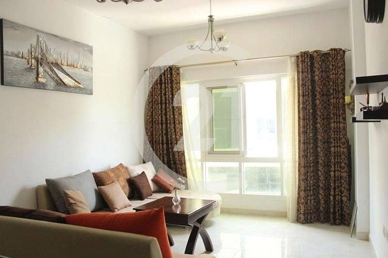 Specious 3BHK | Fully Furnished | In Murdif Tulip Building.