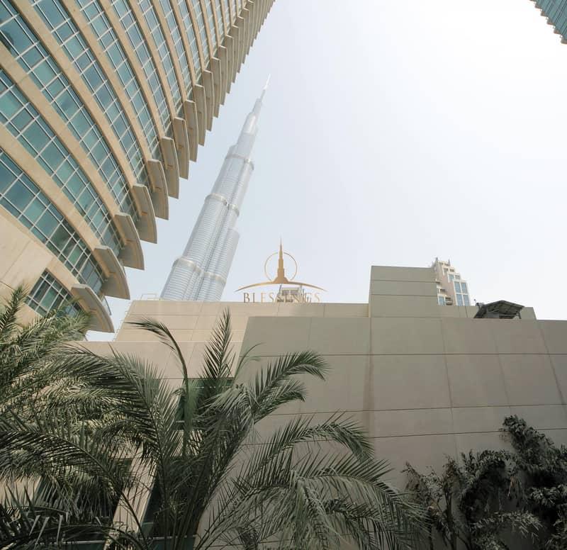 10 Burj Khalifa View | Furnished 1 Bedroom