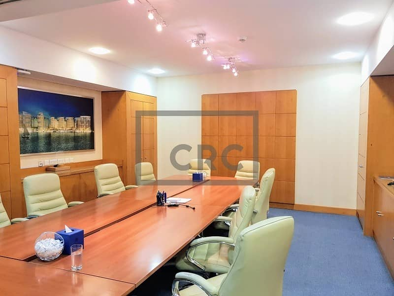 Fitted & Furnished   Unique Private Office   30 Parking