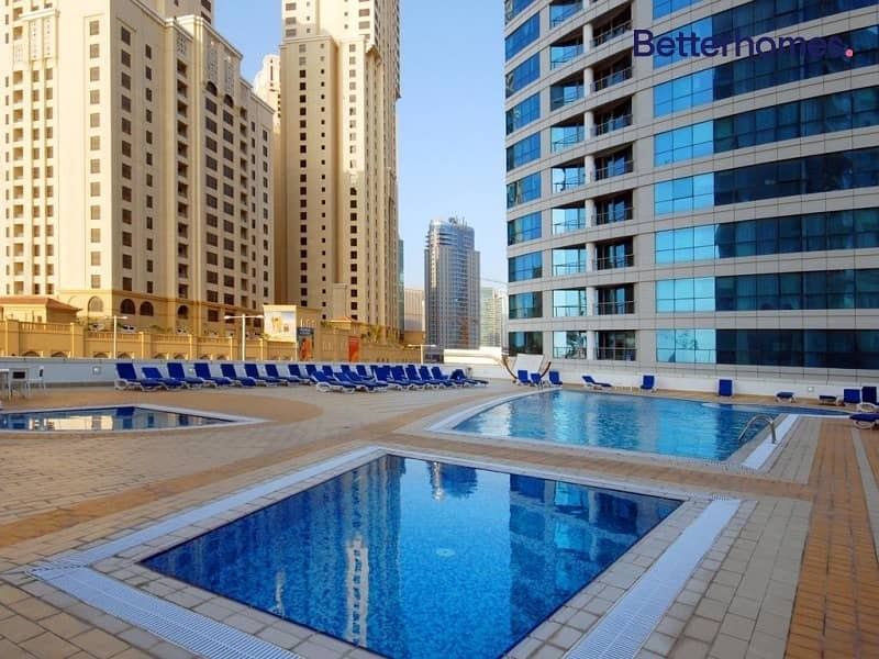 4 Payments |Furnished | Chiller Free | Dubai Marin