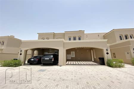 2 Bedroom Townhouse for Sale in Serena, Dubai - Type D+I Single Row I Park Facing Unit Must See