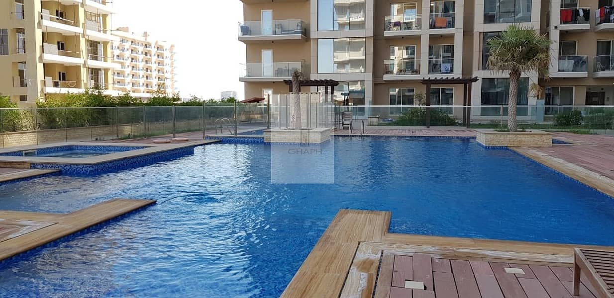 17 Amazing 1 BR Apt for Rent in Sherena Residence @ 45K  for 14 Months!