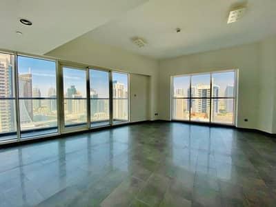 فلیٹ 2 غرفة نوم للايجار في دبي مارينا، دبي - Panaromic Marina view|Elegant Apartment|Modren Finishings
