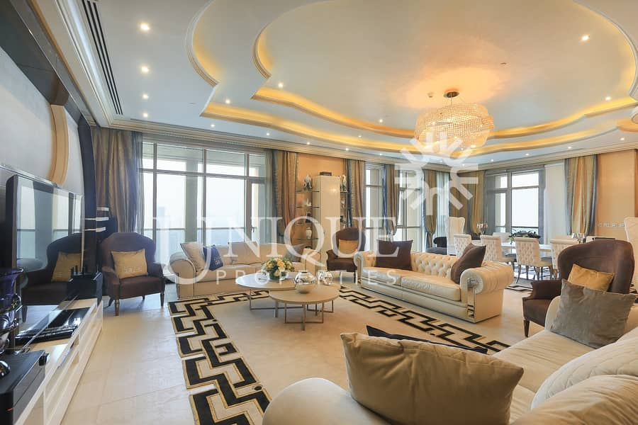 2 Panoramic City view Penthouse | High Floor