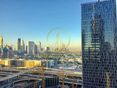 شقة فندقية 1 غرفة نوم للايجار في وسط مدينة دبي، دبي - Lavishly Furnished | High Floor|Vacant