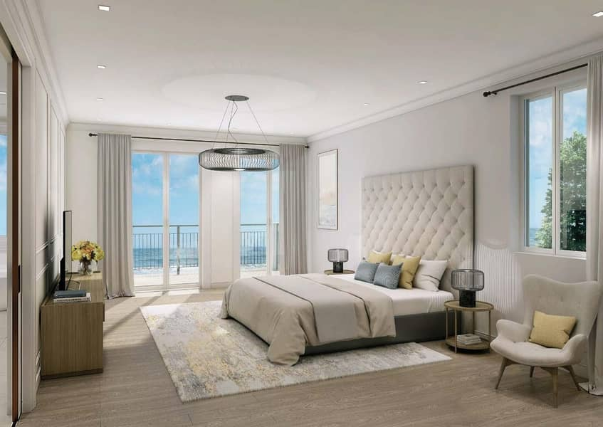11 3 Bedroom Sea View Villa | Lamer | Jumeirah 1