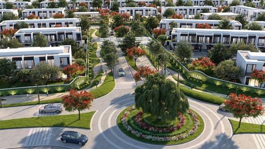 3 Bedroom Townhouse for Sale in Tilal Al Ghaf, Dubai - Majid Al Futtaim   Tilal al Ghaf   New Phase Release