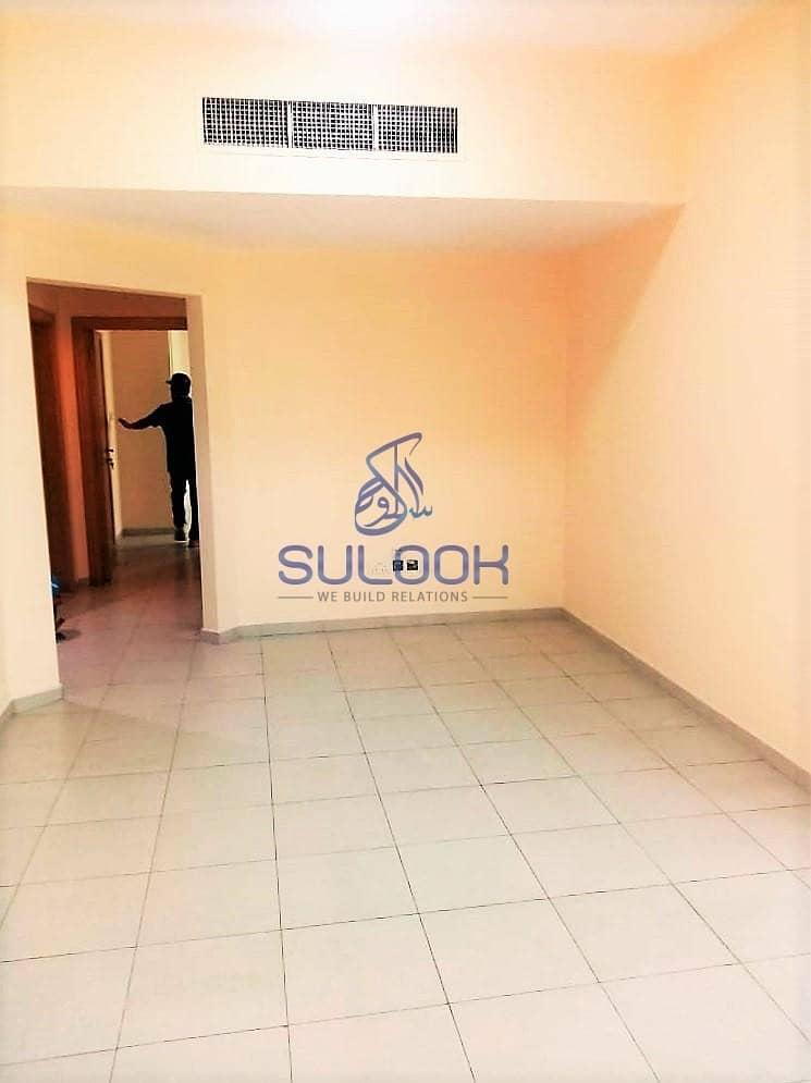 2 Lavish 2BHK with 3 washroom in Al Nahyan - Mamoora