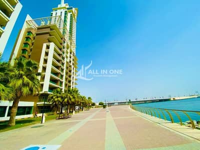 3 Bedroom Apartment for Rent in Al Reem Island, Abu Dhabi - 3BR Sea View| Huge Balcony| Covered parking!