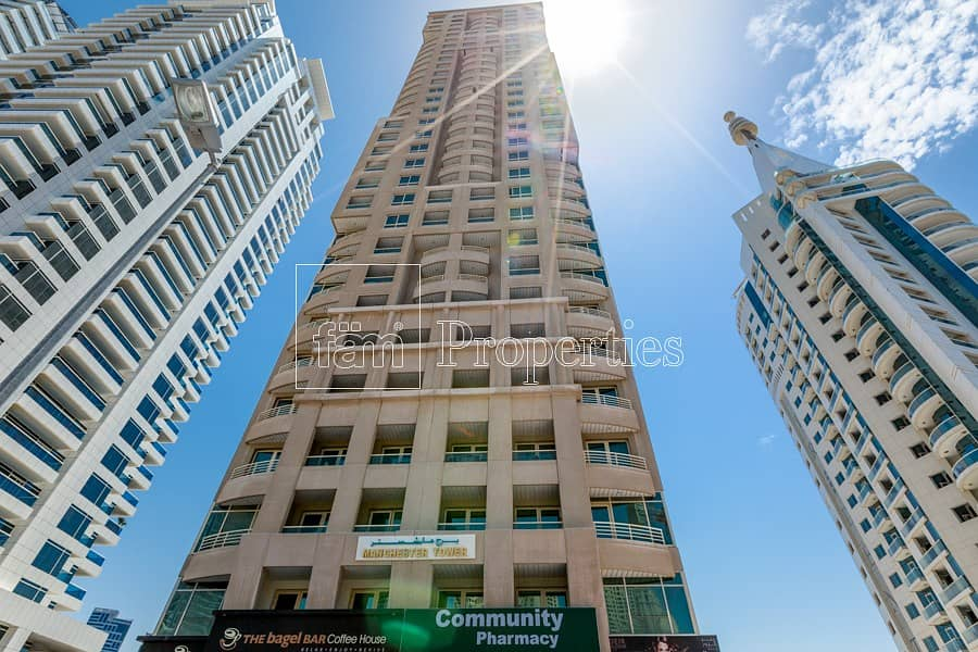 11 Spacious 1 BR for rent | with balcony