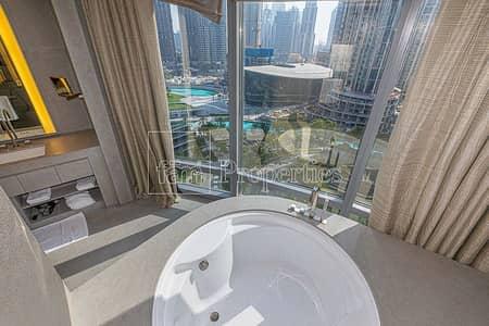 فلیٹ 1 غرفة نوم للايجار في وسط مدينة دبي، دبي - 1BR Apartment | Opera View! | Armani Residence