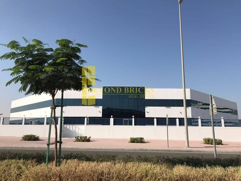 Fitted Offices | Storage | Free DEWA