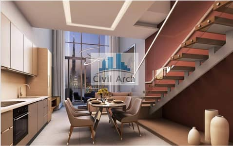 World class 2br Duplex+Fully furnished+3yrPAYMENT