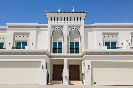 فیلا 4 غرف نوم للايجار في الوصل، دبي - 4BR+Maid's Room | High Quality Finishing | Near Dubai Canal | 1 Month Free