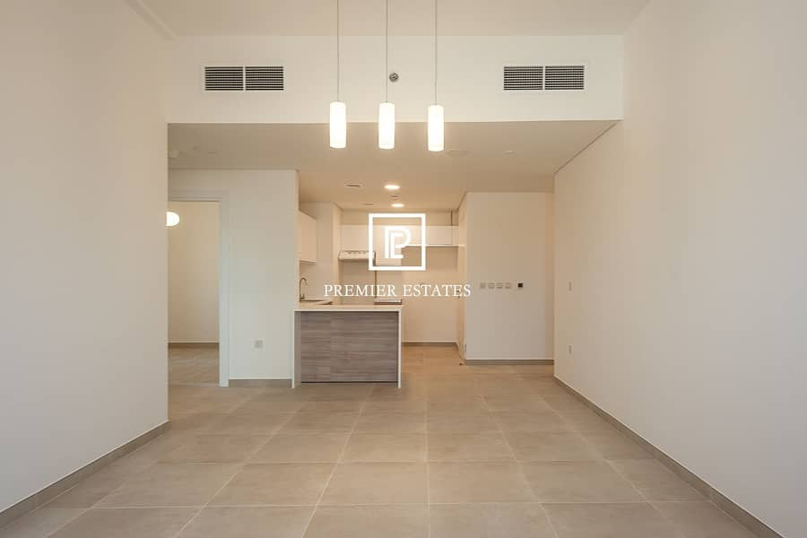 2 NEW! 1 Bedroom Apt. with Study |Vacant on Transfer