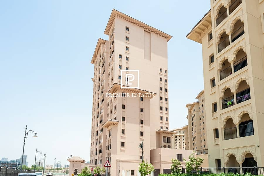 10 NEW! 1 Bedroom Apt. with Study |Vacant on Transfer