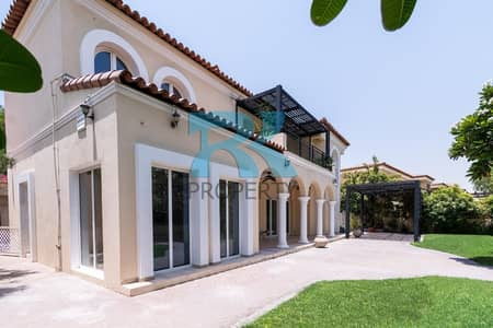 5 Bedroom Villa for Sale in Green Community, Dubai - Large 5-bedroom Villa with Private Pool