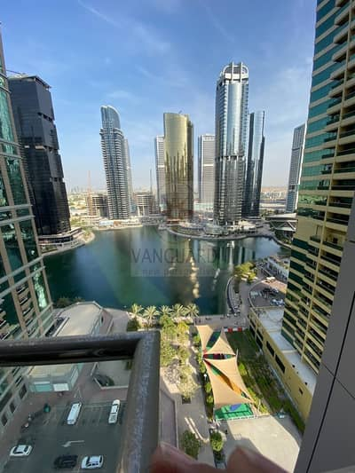 3 Bedroom Flat for Sale in Jumeirah Lake Towers (JLT), Dubai - High Floor 3 Bedroom plus maid and laundry Room in Global Lake View for Sale