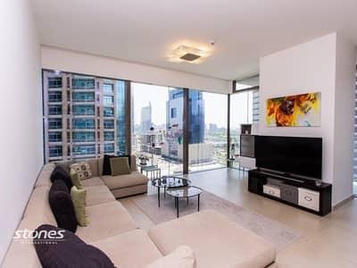 شقة 2 غرفة نوم للايجار في دبي مارينا، دبي - Upgraded 09 Unit | EXCLUSIVE | Partial Marina View