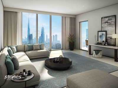 Floor for Sale in Downtown Dubai, Dubai - Full Floor Residential with Iconic Burj View