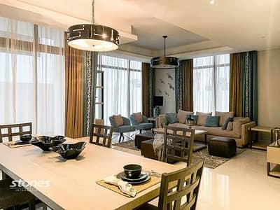 فیلا 6 غرف نوم للبيع في أكويا أكسجين، دبي - Spacious Corner Plot Villa in Peaceful Community