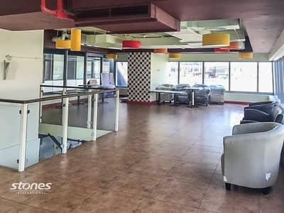 مکتب  للبيع في الخليج التجاري، دبي - 7% Return for Five Years - Prime Retail Space