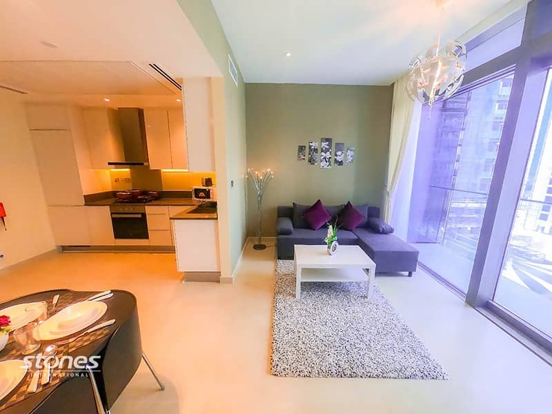 EXCLUSIVE   Tenanted   Serene & Stylish Apartment