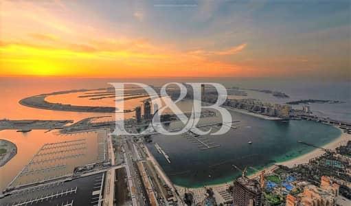 4 Bedroom Penthouse for Sale in Dubai Harbour, Dubai - RESALE DEAL | Best Penthouse Deal in Beach Vista