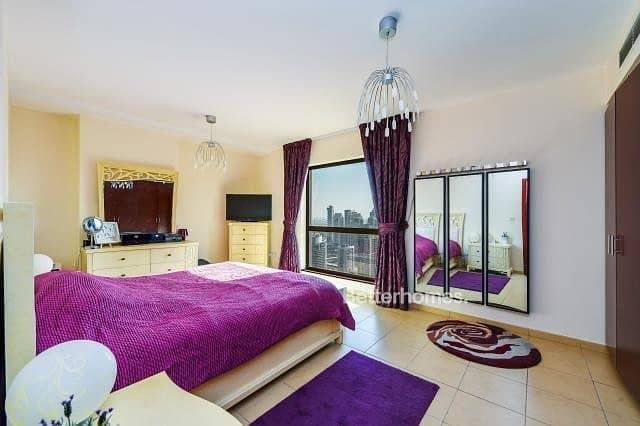 2 High Floor |Sea and Marina Views| Rented| Murjan 1