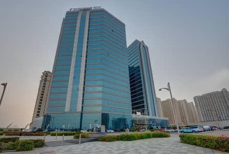 شقة فندقية 2 غرفة نوم للايجار في مدينة دبي للإنتاج، دبي - شقة فندقية في فندق غايا جراند مدينة دبي للإنتاج 2 غرف 143000 درهم - 4698947
