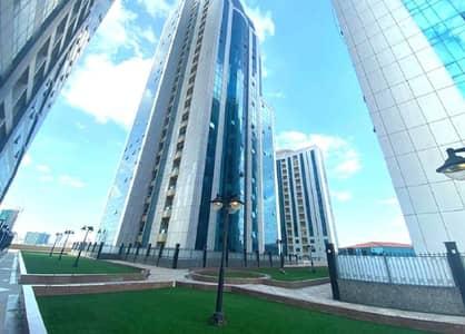 شقة 1 غرفة نوم للايجار في البستان، عجمان - شقة في أبراج أورينت البستان 1 غرف 20000 درهم - 4698966