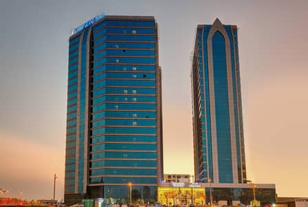 2 Bedroom Apartment for Rent in Dubai Production City (IMPZ), Dubai - Hotel Extreior