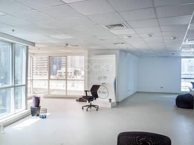 Office for Rent in Dubai Marina, Dubai - Spacious   Office   2 Parking    Dubai Marina