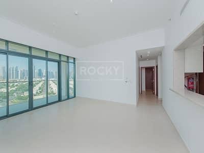 فلیٹ 2 غرفة نوم للايجار في التلال، دبي - Corner Unit   L-Shape Balcony   2-Bed