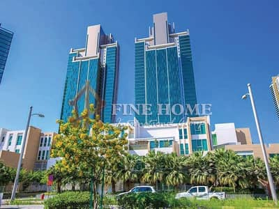 2 Bedroom Flat for Sale in Al Reem Island, Abu Dhabi - Ready To Move ! Value 2BR With Lovely Sea View