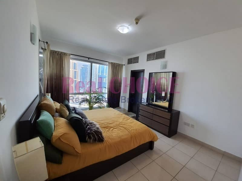 2 2 Bed Room Furnished  With Stunning  View