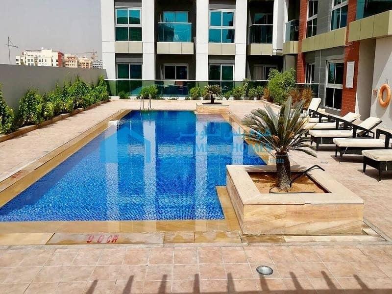 12 One Bed w/ Open Kitchen & Balcony in Warsan 4!