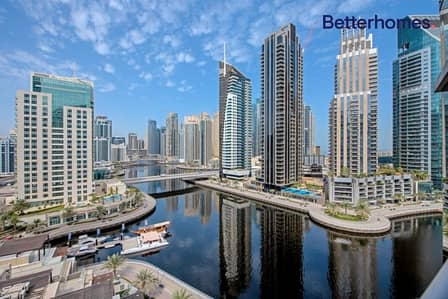 2 Bedroom Flat for Sale in Dubai Marina, Dubai - Exclusive |Marina View | VOT | Maids + Study