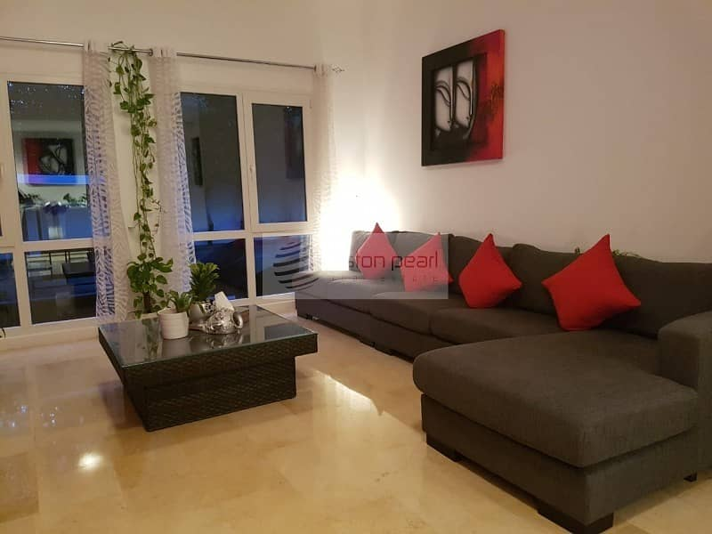 Fully Furnished   Type 6    3 BR + Maid   Upgraded