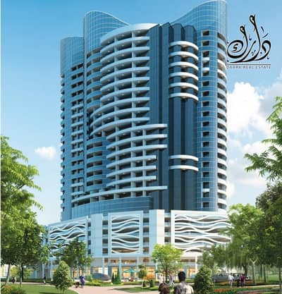 شقة 1 غرفة نوم للبيع في مجمع دبي ريزيدنس، دبي - Best Price 01 bedroom in the heart of Dubai's Connection.