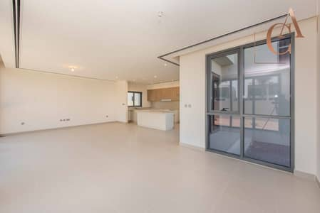 4 Bedroom Villa for Sale in Dubai Hills Estate, Dubai - Vacant | 4 BR Corner with huge plot | Single row