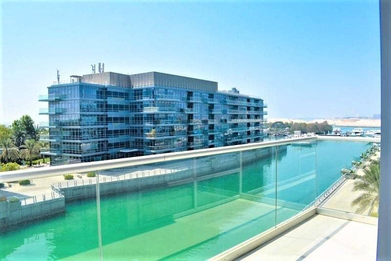 Spacious Waterfront Studio in Al Marasy Al Bateen