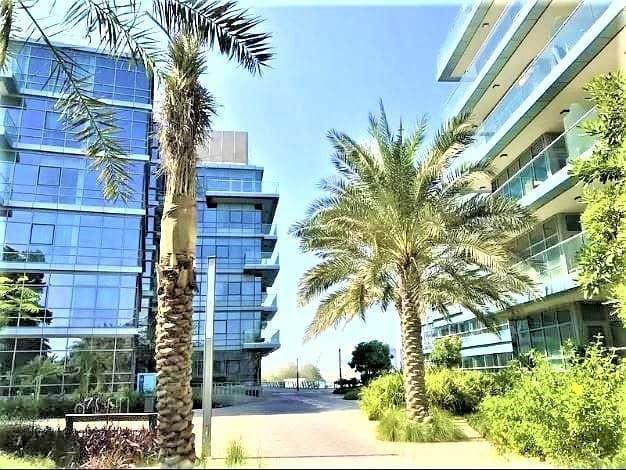 14 Spacious Waterfront Studio in Al Marasy Al Bateen