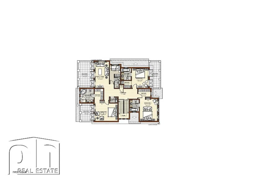10 Four Bedrooms | Two Reception Rooms | Exclusive Plot