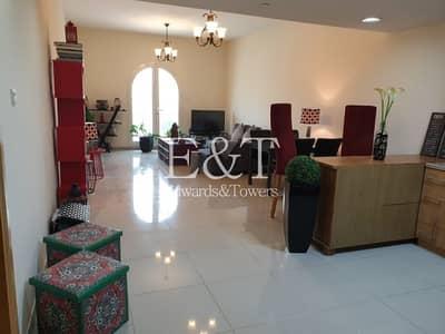 فلیٹ 1 غرفة نوم للايجار في مثلث قرية الجميرا (JVT)، دبي - Amazing Large One Bedroom In | Quiet Location| JVT